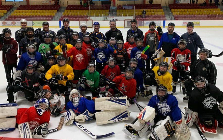 The Ron Cadigan Hockey School